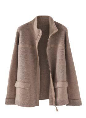 Valentina Knitted Jacket